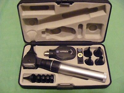 Keeler Fibre Optic diagnostic set in EXCELLENT condition with FREE P&P.