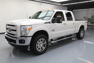 2016 Ford F-250  2016 FORD F250 LARIAT CREW FX4 4X4 DIESEL REGENCY 45K #A20658 Texas Direct Auto
