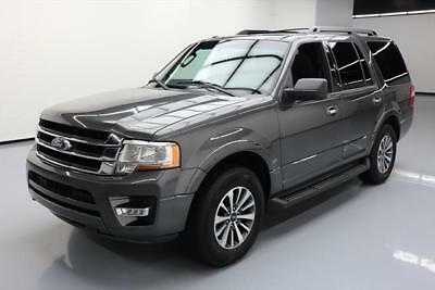 2016 Ford Expedition  2016 FORD EXPEDITION XLT ECOBOOST 8PASS REAR CAM 52K MI #F50062 Texas Direct