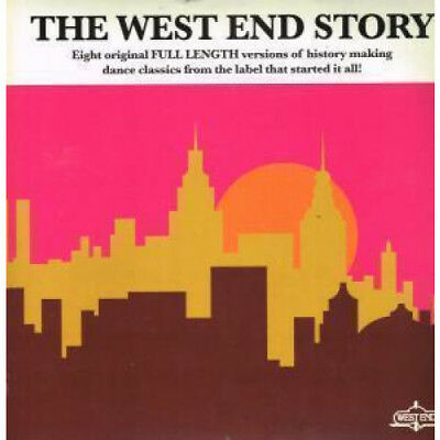WEST END STORY Various DOUBLE LP VINYL UK West End 8 Track Double Featuring