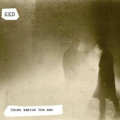 KKD Stars Behind The Sun LP VINYL European Synthetic Shadows 14 Track With