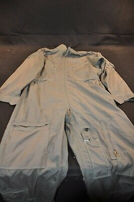 Coveralls Flyer's Summer Fire Resistant 40L Flight Suit CWU-27/P Sage Green A85