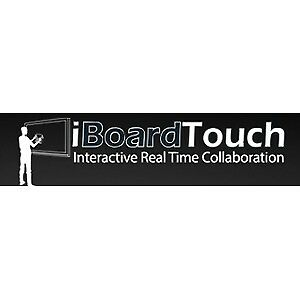 "NEW! Iboardtouch Display Stand Up To 248.9 Cm 98"" Screen Support 150 Kg Load Cap"