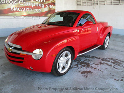 "2004 Chevrolet SSR Reg Cab 116.0"" WB LS uper low miles very clean SSR collectors item, Call Matt 480-628-9965"
