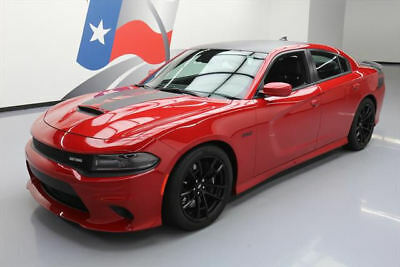 2017 Dodge Charger  2017 DODGE CHARGER R/T SCAT PACK DAYTONA 392 HEMI NAV!! #587082 Texas Direct