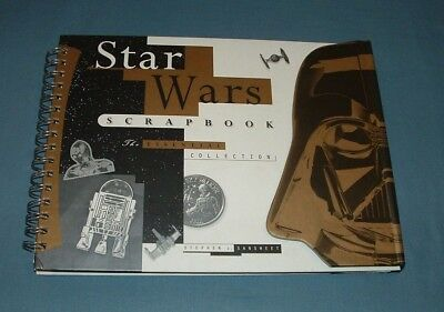 Star Wars, The Star Wars Scrapbook (Hardcover) - Sansweet - 1998