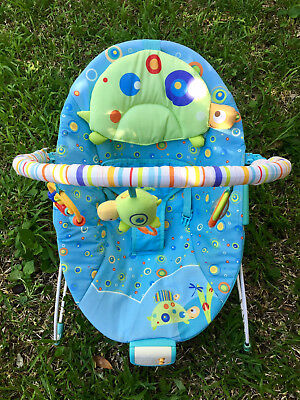 Bright Starts Teensy Turtle Bouncer