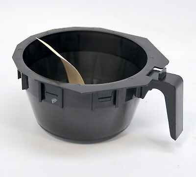 Fetco 23035 Brew Basket Funnel Black Plastic Newco OEM CBS-31A 32Aap Replacement