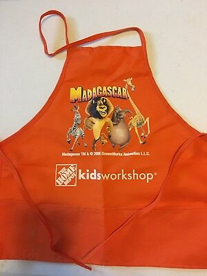 Home Depot Kids Workshop Apron (Madagascar)