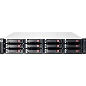 NEW! Hp Drive Enclosure 2U Rack-Mountable 12 X Hdd Supported 12 X Total Bay 12 X