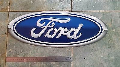 Large  Ford Sign (Raised writing)