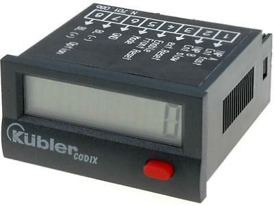 CODIX-LI-1 Counter electronical Display LCD Type of count.signal 6.130.012.850