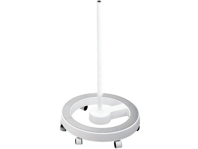 1x LAMP-stand Mobile stand H695mm Application for lamps Base dia385mm NEWBRAND