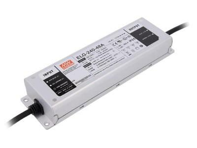 ELG-240-48A Pwr sup.unit switched-mode LED 240W 48VDC 44.8÷51.2VDC MEANWELL