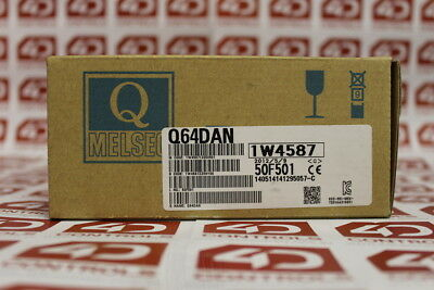 Mitsubishi Q64DAN Analog Module - New Surplus Open