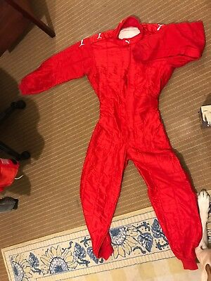 PUMA Nomex Racing Suit, Never Used
