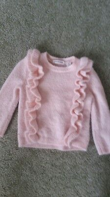 Country Road baby girl jumper 6-12 months