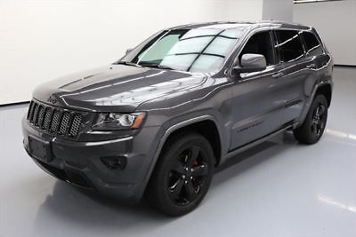 2015 Jeep Grand Cherokee  2015 JEEP GRAND CHEROKEE ALTITUDE 4X4 LEATHER 20'S 32K #170965 Texas Direct Auto