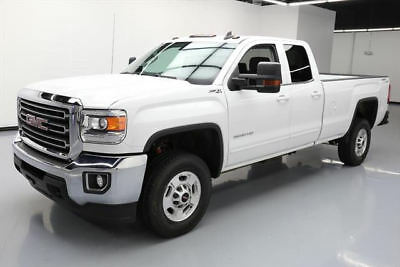 2015 GMC Sierra 2500 SLE Extended Cab Pickup 4-Door 2015 GMC SIERRA 2500 DBL CAB Z71 4X4 LONG BED 6PASS 34K #513393 Texas Direct