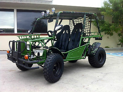 Synergy Hunter 200Cc Dune Buggy Go Cart Utv Atv Quad Side X Side Farm Buggy