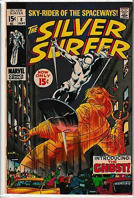 Silver Surfer #8 - VERY HIGH GRADE