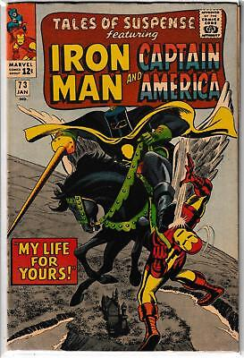 Tales of Suspense #73 - VERY HIGH GRADE!