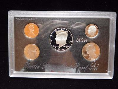 1992-S SILVER Proof Set in Original US Mint Packaging with COA (bc2)