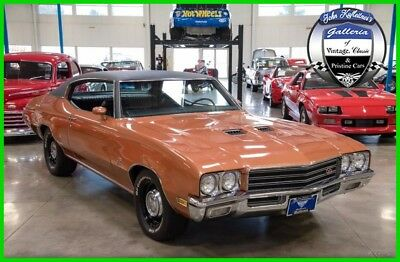1971 Buick GS  1971 Buick GS 455 V8 Automatic Numbes Matching Restored Documents 71 Coupe
