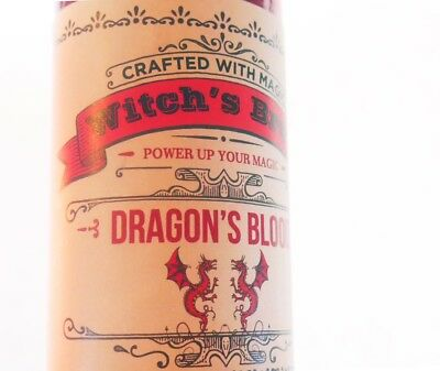 Witch's Brew ~ Dragon's Blood ~ Candle BRAND NEW by Coventry Creations