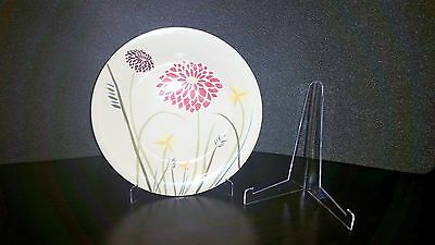"""25 Best Value 7-3/8"""" Display Stand Plates Dishes Fine China Saucers Dinnerware"""