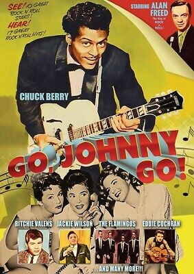 Go Johnny Go [New DVD]