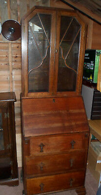 Bureau display cabinet, circa 1920 - 1930  PO22 area