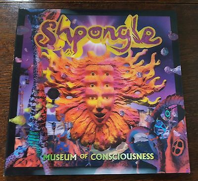 Shpongle - Museum Of Consciousness [VINYL] Limited Edition, 3D Lenticular Cover