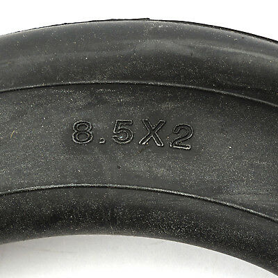 8.5 x 2 INNER TUBE  Bent Valve Strong Rubber Outer Core Best Type Available