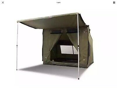 oztent 3 30 second tent