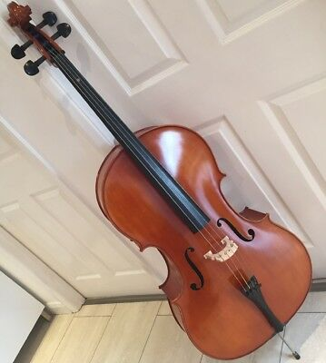 Excellent condition 4/4 Sandner Primavera CF206 Cello .