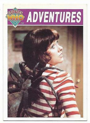 1994 Cornerstone DR WHO Base Card (19) Adventures