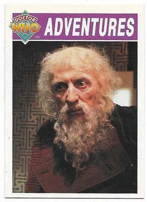 1994 Cornerstone DR WHO Base Card (34) Adventures
