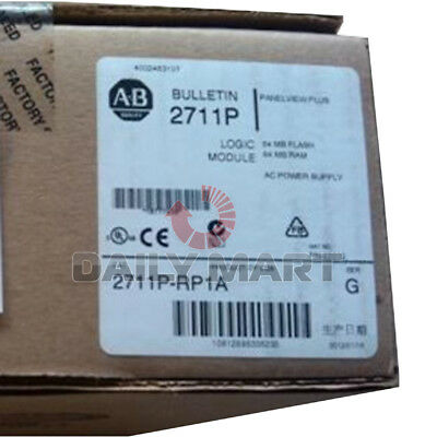 NEW SEALED IN BOX Allen Bradley AB 2711P-RP1A 2711PRP1A PanelView