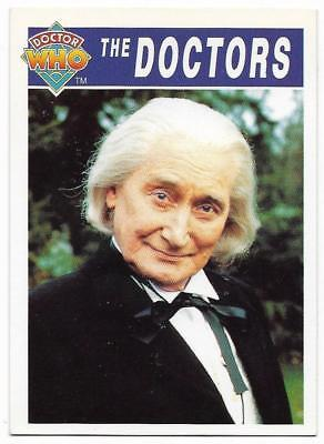 1994 Cornerstone DR WHO Base Card (60) The Doctors