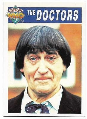 1994 Cornerstone DR WHO Base Card (62) The Doctors