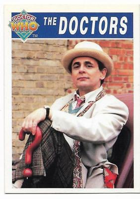 1994 Cornerstone DR WHO Base Card (72) The Doctors