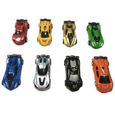 4X Mini Car Toys Pull Back Cars Speed Racing Vehicles Model Play Set for Kids