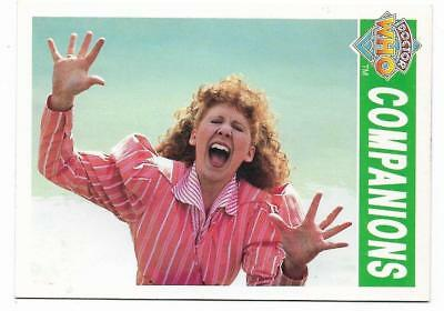 1994 Cornerstone DR WHO Base Card (83) Companions