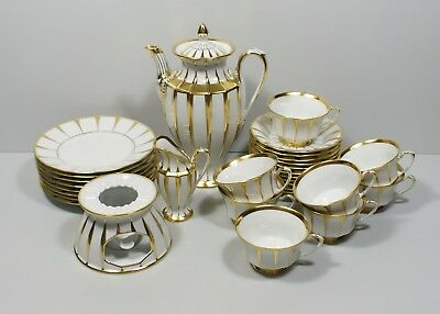 Fürstenberg Greek Athena Coffee Service 8 People