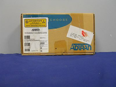 Adtran Total Access 3000 H4TU-C TSCAN 2.0 1181413L5 New open Box Warranty Qty