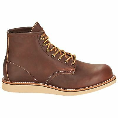 Red Wing Rover 2950 Copper Mens Leather Lace-up Heritage Boots