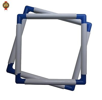 BaouRouge Universal Clip Frame for Embroidery, Quilting, Cross-stitch, Needlepoi