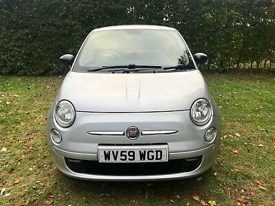 FIAT 500 POP 1.2  / 2009 / £30 A YEAR TAX / 64,000 MILES /HPI CLEAR /px welcome