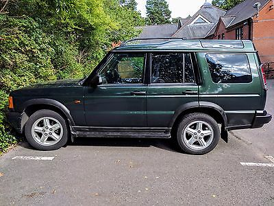 1999 Land Rover Discovery 2 ES 2.5 TD5 Auto 7 seater - NEW MOT, JUST SERVICED